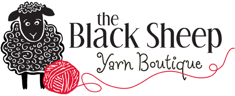 Black Sheep Yarn Boutique Logo